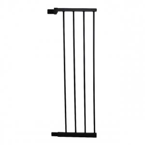 "Cardinal Gates Extra Tall Premium Pressure Pet Gate Extension Black 11"" x 36"""