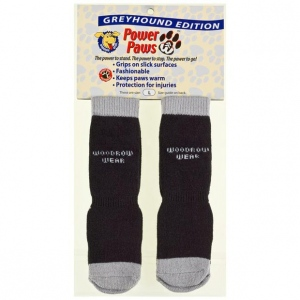 "Woodrow Wear Power Paws Advanced Greyhound Extra Small 1.75"" - 2.0"" x 2.5"" - 3.0"""