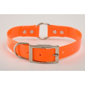 "Mendota Safety Collar: Orange, 1"" x 16"""