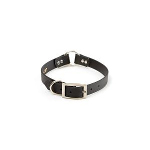 "Mendota DuraSoft Hunt Collar: Black, 1"" x 20"""
