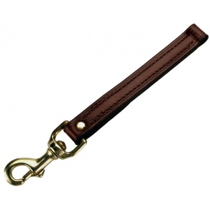 "Mendota Steady Tab: Chestnut, 3/4"" x 6"""