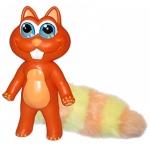 Chewbies™ Squirrel: Orange, Small