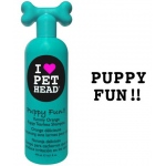 Pet Head Puppy Fun Tearless Shampoo: Yummy Orange, 16 oz