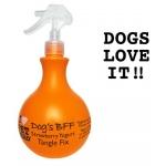 Pet Head Dog's B.F.F. Tangle Fix Spray: Strawberry Yogurt, 15 oz