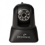 "Eyenimal Pet Vision Live Black 4.5"" x 3.5"" x 4.5"""