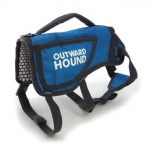 Outward Hound Dog ThermoVest Extra Small Blue