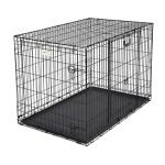 "Midwest Ovation Double Door Crate with Up and Away Door Black 49.00"" x 31"" x 32.25"""