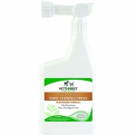 """Vet's Best Pet Flea and Tick Yard and Kennel Spray 32oz White 4.75"""" x 2"""" x 11.25"""""""