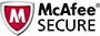McAfee Secure icon
